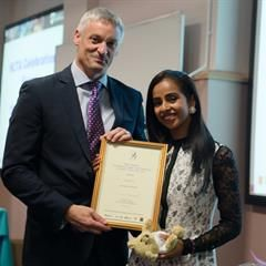 The University of Northampton announces winner of the East Midlands Outstanding Higher Level Teaching Assistant Award 2014