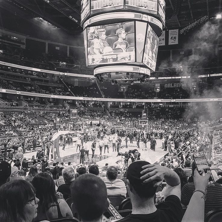 #tbt Take one time I watched #Westbrook score triple doubles... #Orlando #Magic #Vacay #NBA #Fanfare #Basketball #Family #ORL #Hotdogs #Beer #Amway #OKC #Thunder #HalfTime #Entertainment