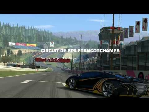 Lamborghini Centenario LP 770-4. Drift driving. - YouTube