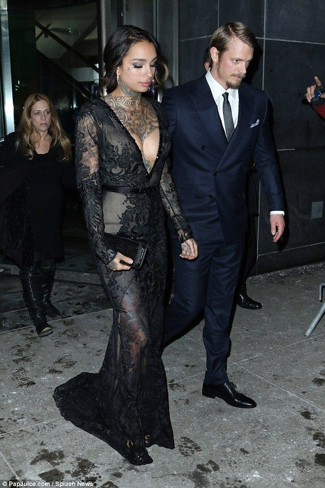He's taken:Joel Kinnaman is a married man. When appearing on The Talk, the 36-year-old Swedish actor said Cleo Wattenstrom was his 'wife'; here they are seen in March