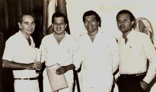 Carlos J María, Joce Daniels, Guillermo Ortega