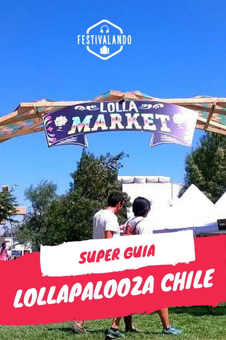 Dicas de viagem para o Lollapalooza Chile, Santiago