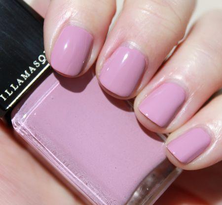 Illamasqua nail varnish. Jan.