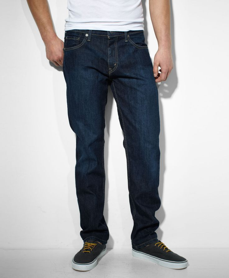 Levi's 511 slim fit jeans sit low on the waist with a narrow leg. Slim  without being skinny. Browse the complete collection of mens 511 jeans at  Levi's.