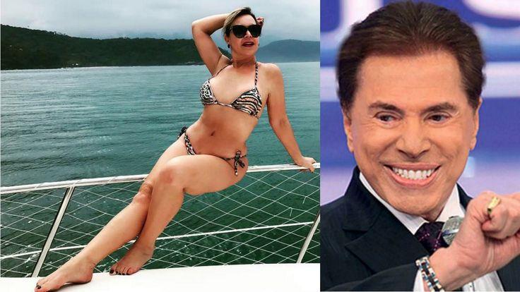 Flor do SBT mostra o que nem Silvio Santos viu e leva marmanjos à loucura