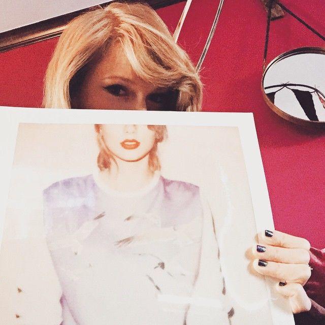 taylorswift: Record Store Day:)