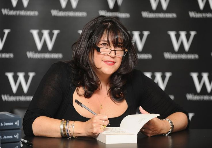 """E.L. James: $95 million Originally a """"Twilight"""" tribute titled """"Master of the Universe,"""" """"Fifty Shades of Grey"""" vaulted its author from fan-fiction websites straight to the top of every best-seller list. The e-book format was a key factor, giving readers an easy way to purchase the sex-filled sequels -- and a discreet way to read them in public.  (Photo by Ferdaus Shamim/Getty Images) Source: Forbes The Top-Earning Authors Of 2013"""
