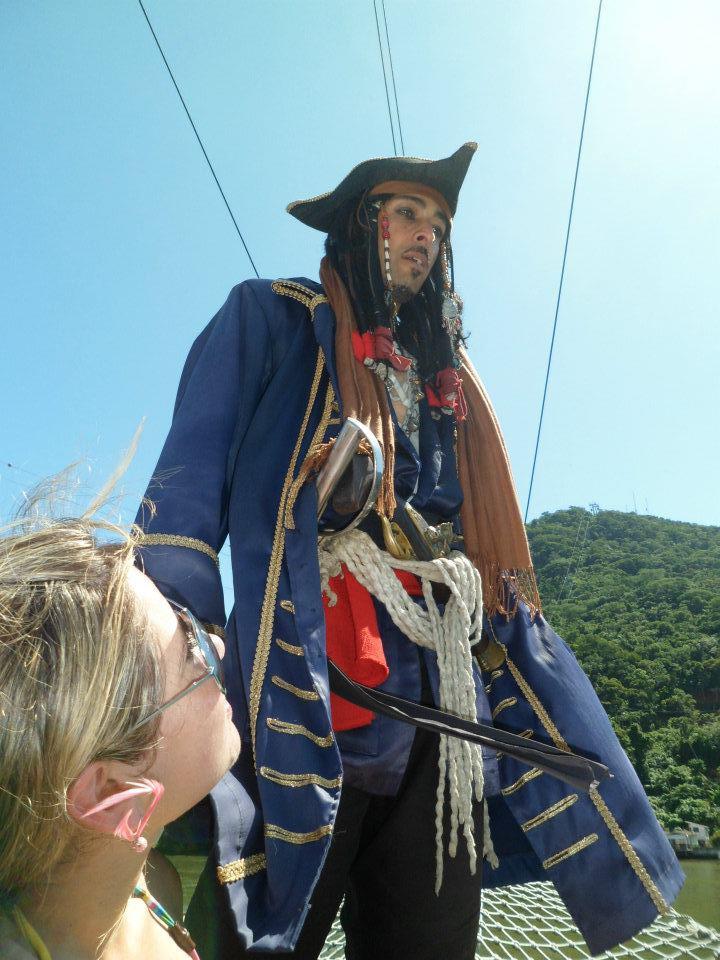 El pirata!!
