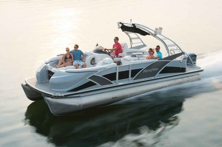 20 Best Pontoon Boats, according to Boating Magazine. Perfect for your summer on Lake Norman!