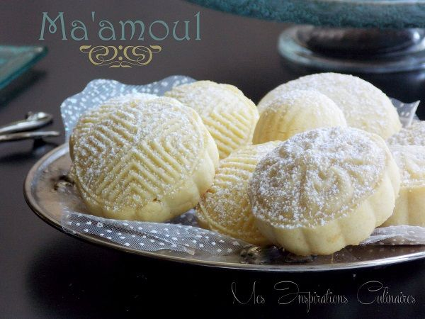 Recette Maamoul