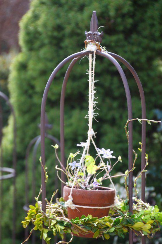 Deko Vagabunden Gartendekoration Fruhling Bildquelle Living