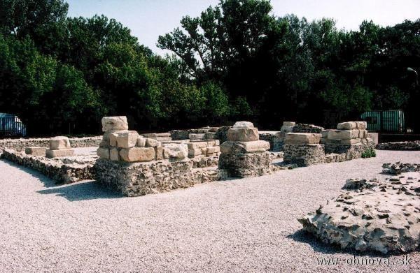 Pamiatky z hraníc Rímskej ríše sú nominované na svetové dedičstvo