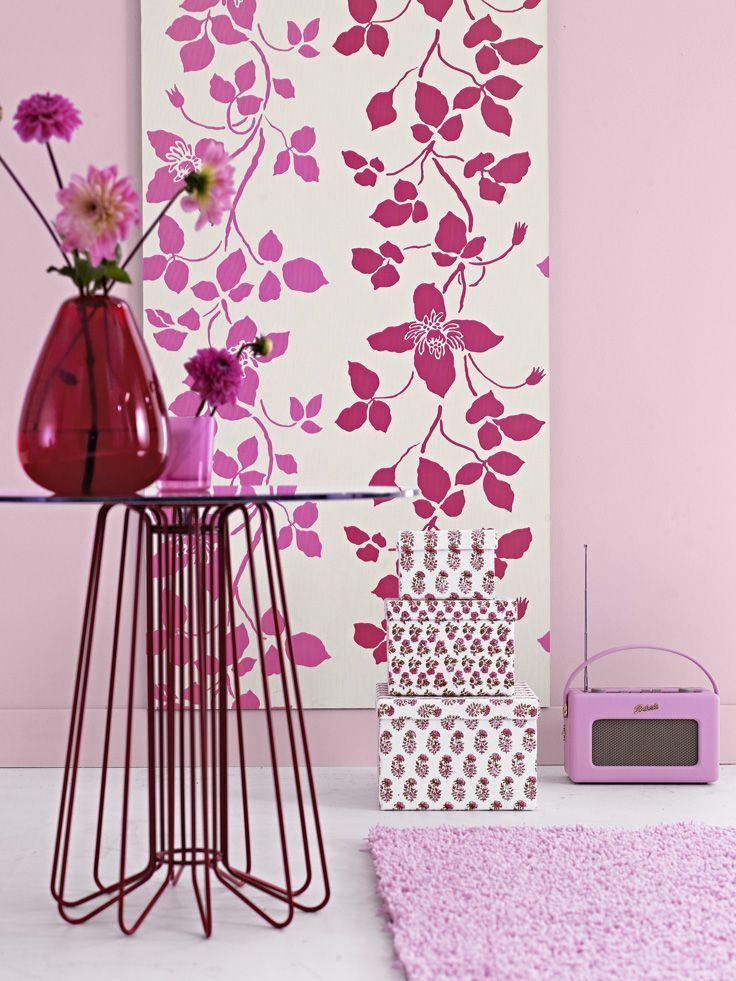 8 besten No 18 DEZENTE OPULENZ Bilder auf Pinterest Feine - wohnzimmer grau magenta