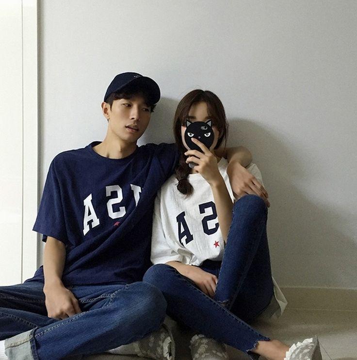 Summer dress korean 3 man