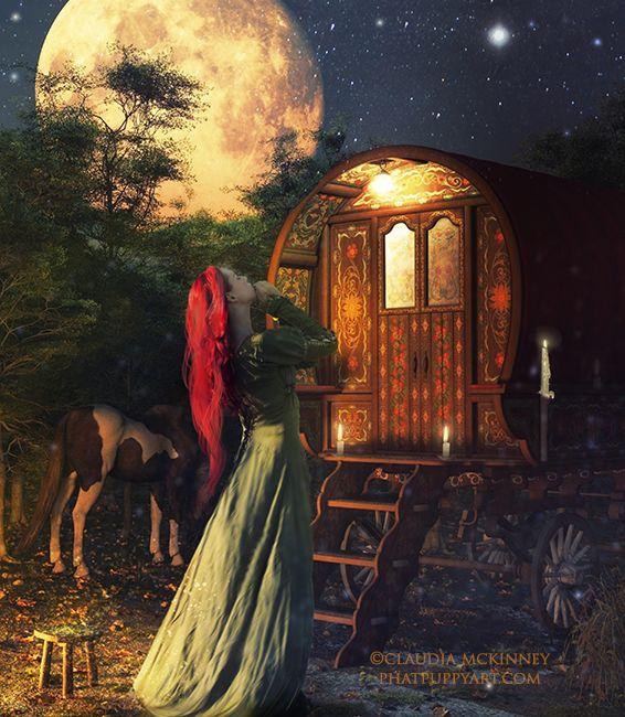 Gypsy Moon:  Just One Wish.