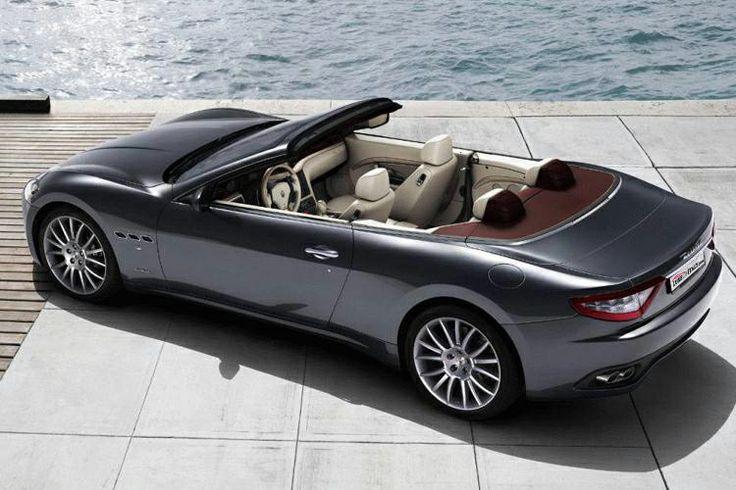Maserati Gran Cabrio | Top Tours Top Cars  #maserati #italy #luxury #luxurycar #travel