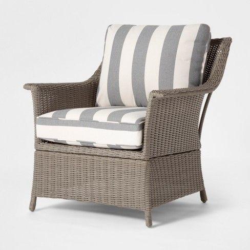 Foxborough 2pk Patio Club Chair - Threshold | Cheap ...