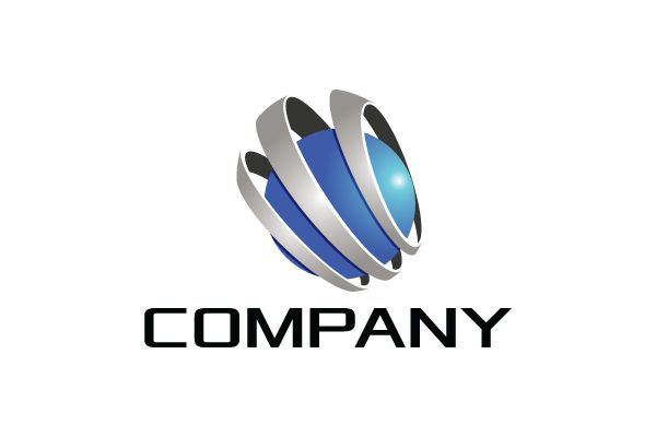 Global Tech Logo Logos Tech Logos Modern Logo