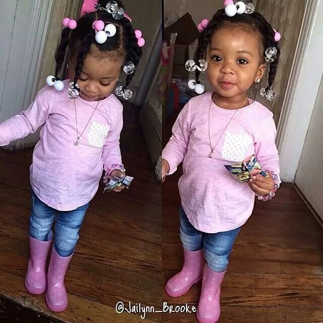 Best 25 Black Toddler Hairstyles Ideas On Pinterest -8270