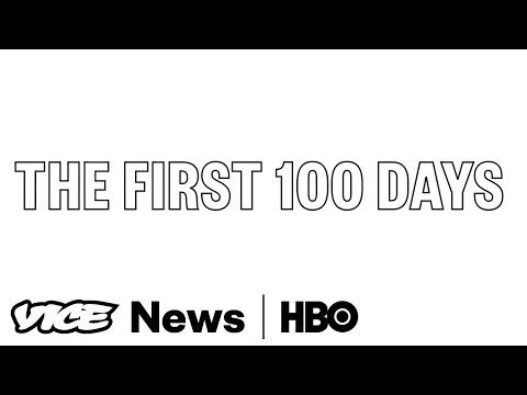 Trump 100 Days Special: VICE News Tonight on HBO