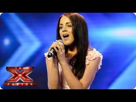▶ Melanie McCabe sings Titanium by David Guetta feat Sia - Arena Auditions Week 2 -- The X Factor 2013 - YouTube