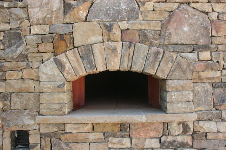 1000 Ideas About Stone Pizza Oven On Pinterest Outdoor