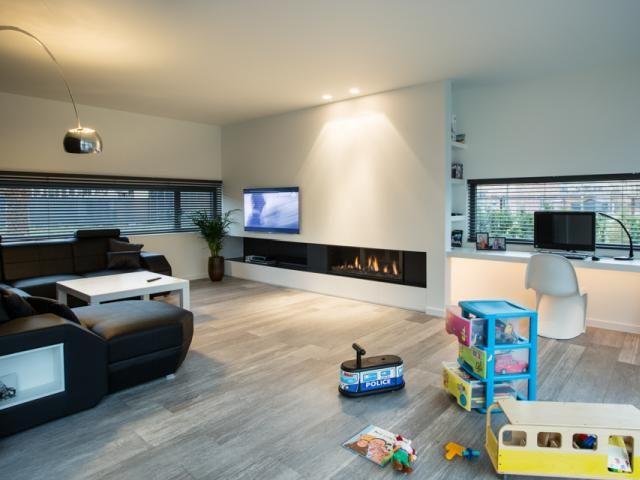 17 beste idee n over woonkamer bureau op pinterest bureau aan het raam bur - Bureau architecte ikea ...