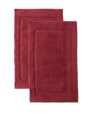 40% OFF Espalma Set of 2 Signature Rugs (Berry)