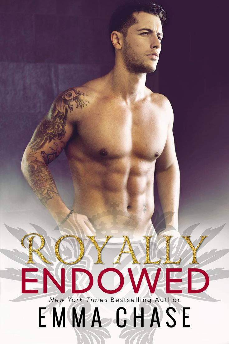 Cover Reveal: Royally Endowed by Emma Chase - A Fortress of Books