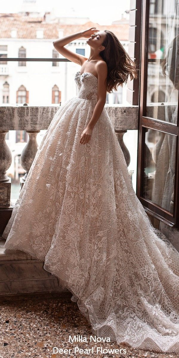 "Milla Nova 2020 ""Royal"" Bridal Collection 