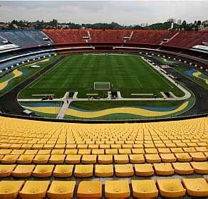 Estadio Morumbi, São Paulo, Brazil