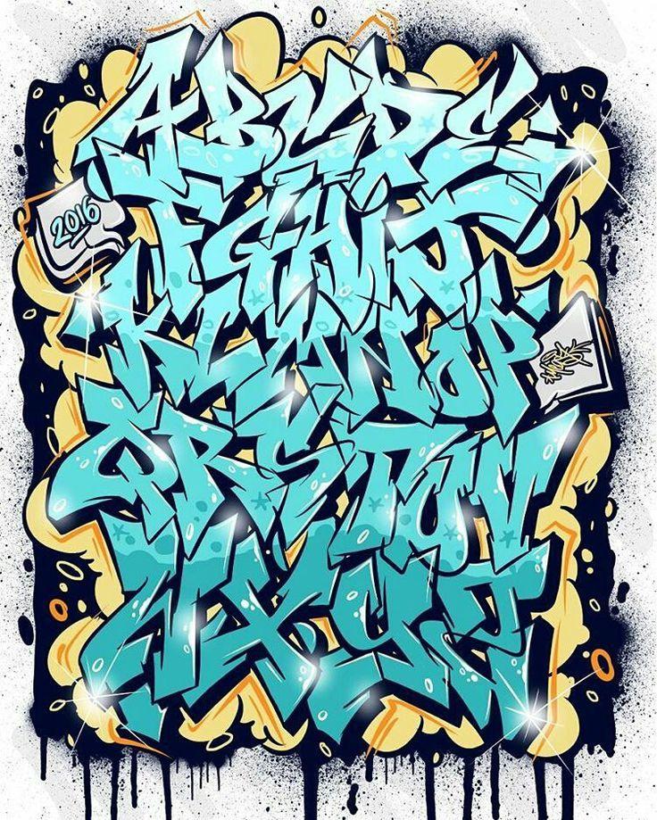 alphabets  graffiti street art  153 photos  graffiti