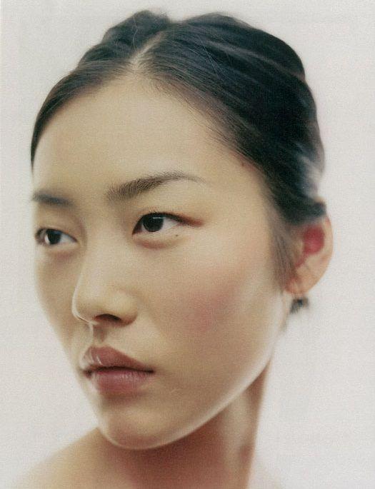 ASIAN MODELS BLOG: EXTRA: Liu Wen in (UK) Telegraph Magazine, April 2011