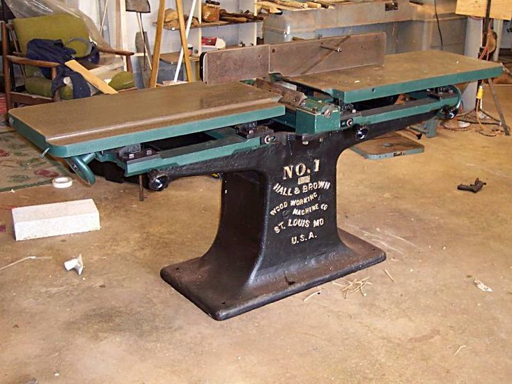 43 Best Images About Vintage Woodworking Machines On