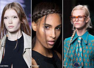 In My World by Panos Mr.Savvas: Πλεξούδες: Η νέα τάση της μόδας στα μαλλιά .