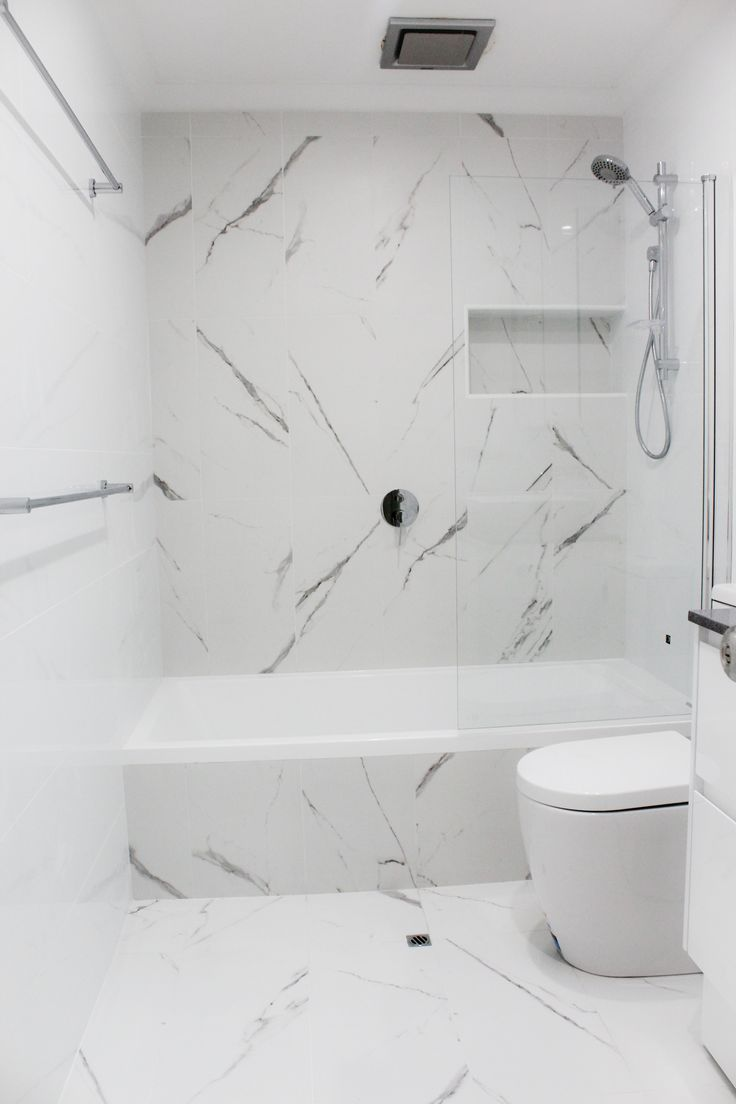 13 best Carrara Marble White Bathrooms images on Pinterest