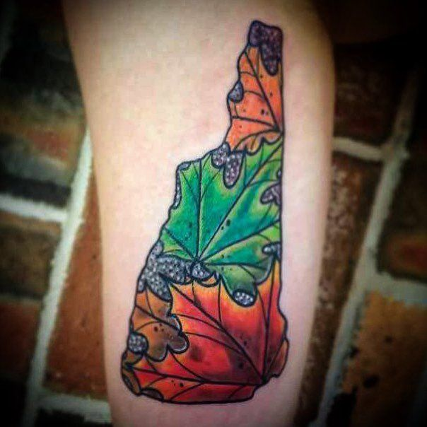 61 best images about tattoos on pinterest for New hampshire tattoo