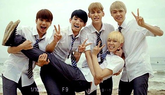 """KPop: MYNAME's Epic """"Baby I'm Sorry"""". Ah I watched this and it was not at all what I was expecting. So sad T.T"""