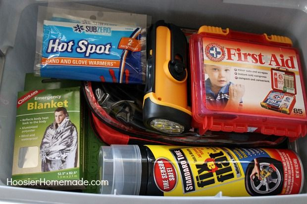 Being prepared for an emergency is one of the most important things you can do. We don't want to ever think about something happening, but if we are ready, it takes a lot of the stress away. Althou...