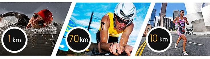 2º Triatlón Marina d'Or. 28 Abril 2013. El triatlón es un deporte individual y de resistencia, que reúne tres disciplinas deportivas: natación, ciclismo y carrera a pie. Se caracteriza por ser uno de los deportes más duros que existen en el panorama competitivo internacional actual. #triatlon