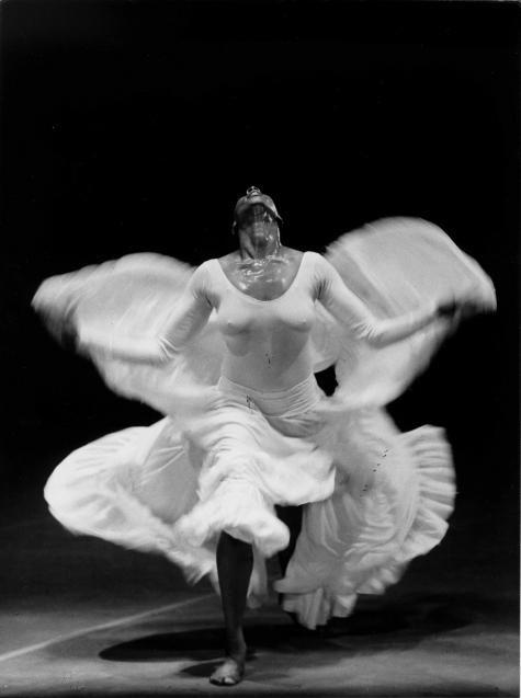 Judith Jamison, 1970s, Alvin Ailey Dance Theater.