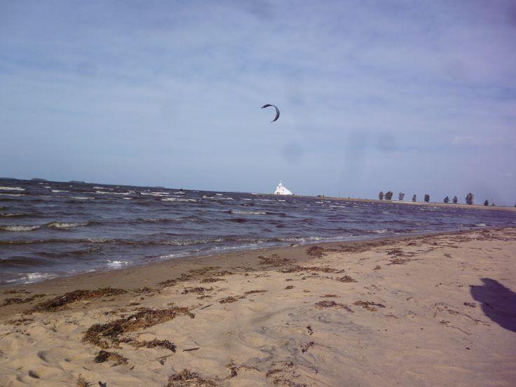 Nallikarin beach!