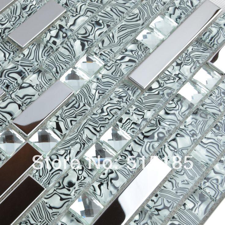 51 fantastiche immagini su mosaici a specchio su Pinterest  Mosaici, Pannello posteriore cucina ...