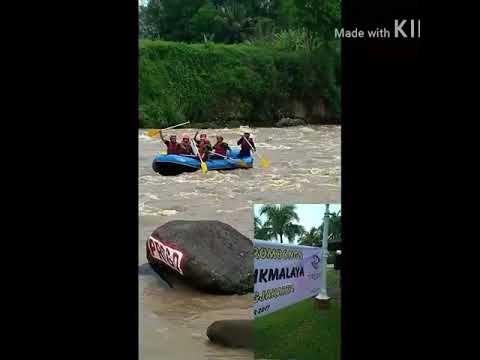Rafting Bank CIJ Tasikmalaya , Jawa barat  - Progo Atas Trip - Poernama ...