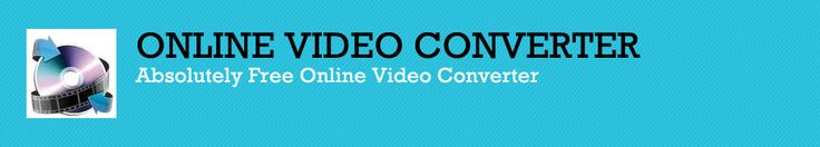 http://onlinevideoconvert.wordpress.com/2012/11/01/httpwww-onlinevideoconverter-biz/ -- Absolutely Free Online Video Converter No Software to Install!!! convert videos from You Tube, Face Book, URL, etc with the click of a button. Don't try any other Video Converter until you have tried ours!