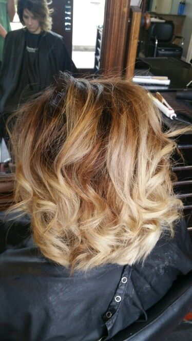 Balayage by Kristen Bourque 337-991-9961