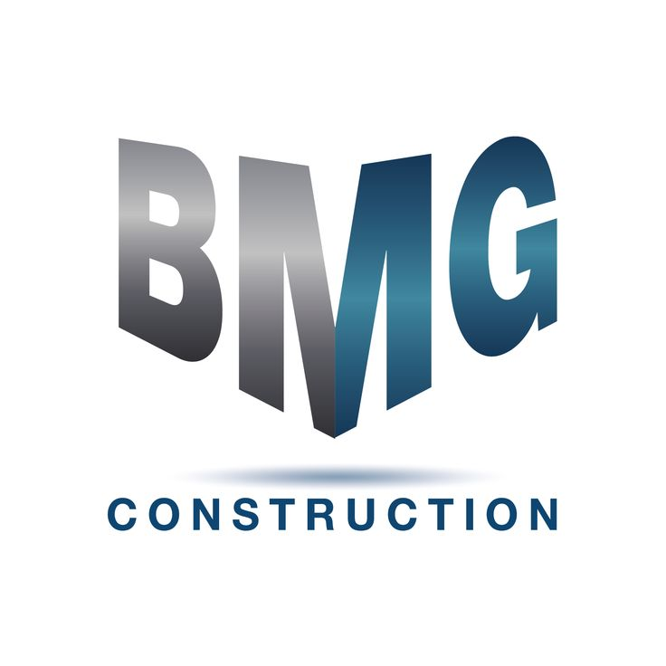 Logo design for BMG - a construction company