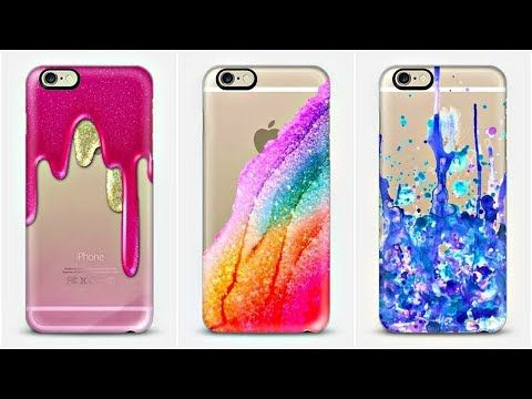 reputable site 99067 b0524 DIY Phone Case Life Hacks! 12 Phone DIY Projects & Popsocket Crafts ...