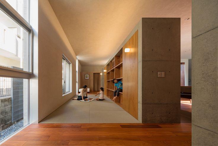 Casa do Dia: Matsuyama Architects and Associates