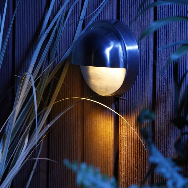 Techmar Palm Wall Light   Low Voltage Outdoor Lighting You Can Install  Yourself   12V Plug
